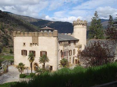 PUV Le Château de Nyer 66360 Nyer