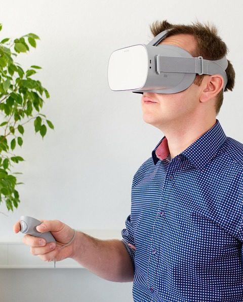 La Réalité Virtuelle pour soigner les maladies mentales