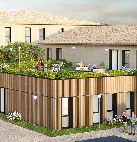 Construction d'un EHPAD et d'une résidence seniors à Libourne pour 2019
