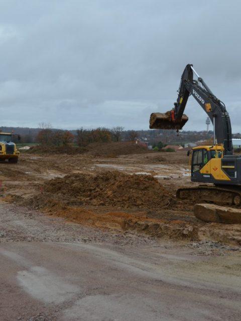 Construction d'un EHPAD à Boisseuil (87) pour 2020