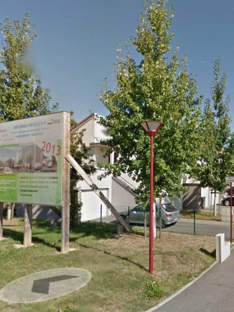 Construction d'un EHPAD à Hussigny-Godbrange (54)