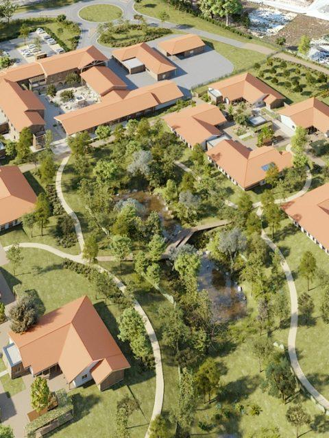 3 idées de maisons de retraite à développer