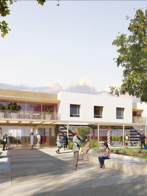 Nouvel EHPAD à Baillargues (34) pour 2020