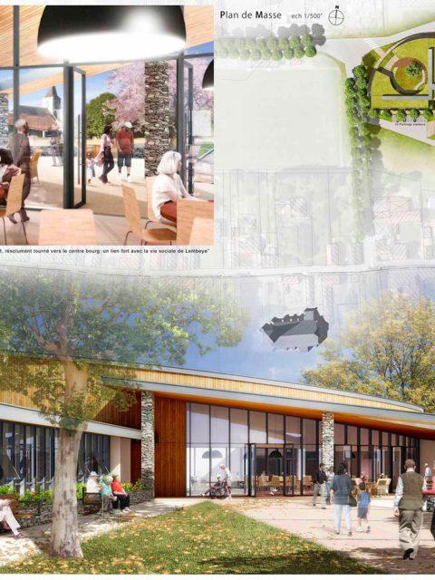 EHPAD de Lembeye (64), une ouverture prévue en 2021