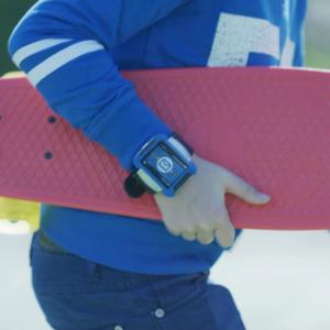 Team 8 : la première montre connectée e-santé pour enfant