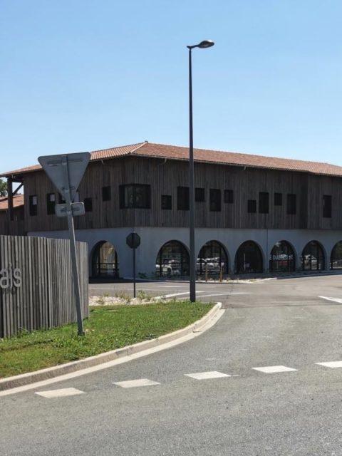 Ouverture du premier village Alzheimer de France à Dax