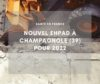 nouvel ehpad champagnole
