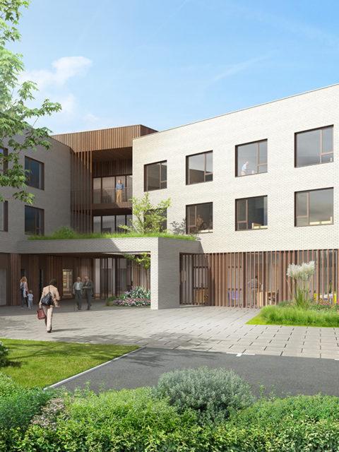 Nouvel EHPAD à Fay-aux-Loges (45) pour 2021
