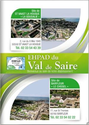 Livret d'accueil EHPAD du Val de Saire