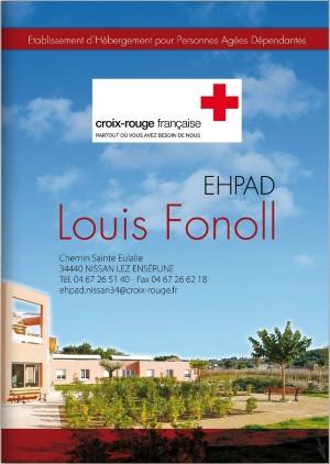 Livret d'accueil EHPAD Louis Fonoll