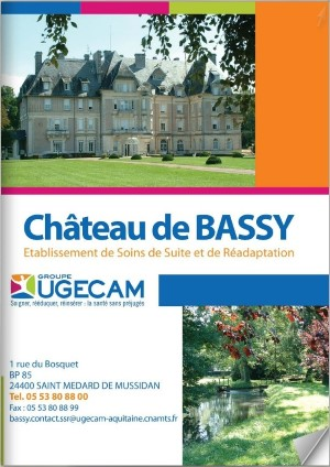 Livret d'accueil SSR Château de Bassy