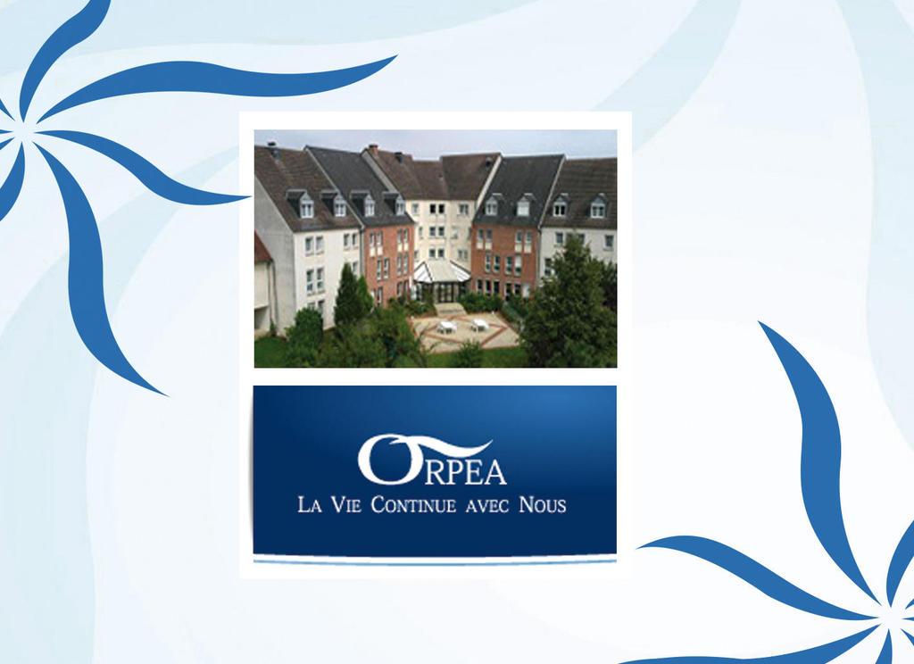 Ehpad orpea 39 joseph franceschi 39 tergnier tergnier 02700 for Adresse maison de retraite