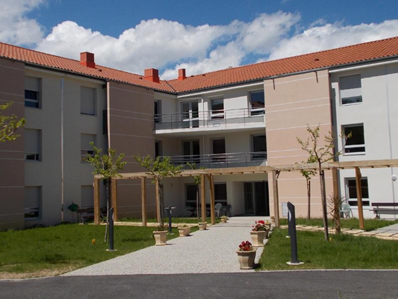 Ehpad r sidence 39 mon foyer 39 annonay 07100 t l phone for Adresse maison de retraite