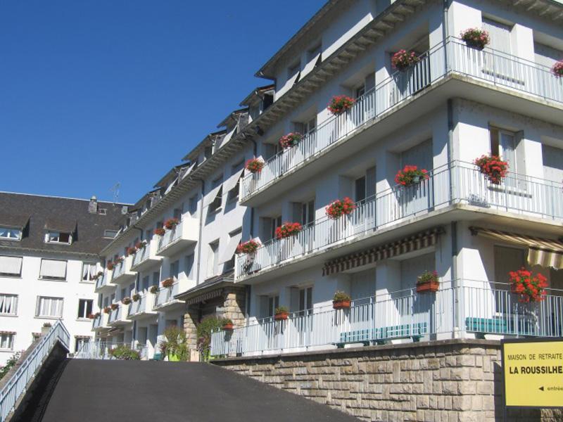 EHPAD La Roussilhe, EHPAD Entraygues-sur-Truyère 12140