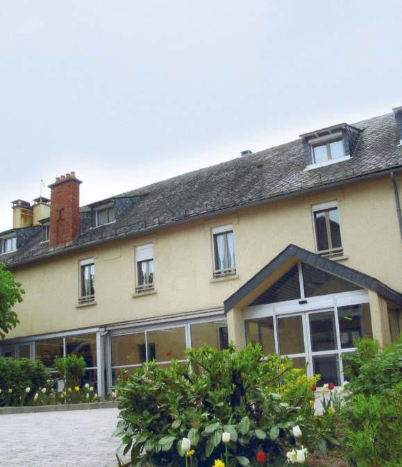 EHPAD Résidence Saint-Jean Saint-Amans-des-Cots 12460