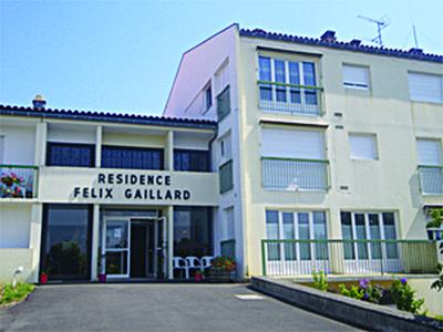 Maison de retraite Félix Gaillard 16120 Châteauneuf-sur-Charente
