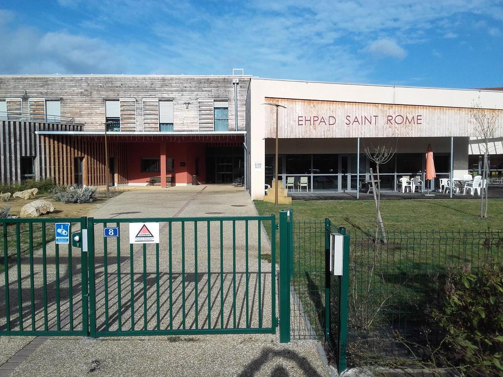 EHPAD  SAINT- ROME, EHPAD Carsac-Aillac 24200