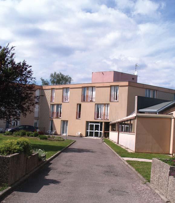 EHPA Le Beau Meunier, Résidence autonomie Saulieu 21210