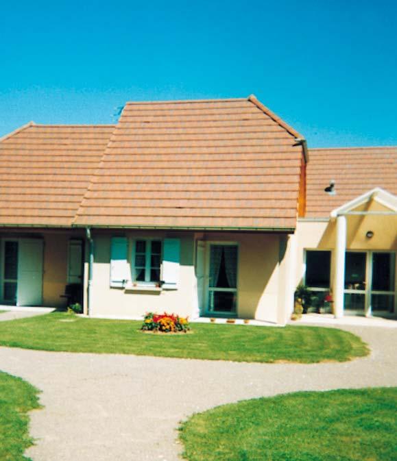MARPA La Fontaine des Douis, Résidence autonomie Marnay 70150