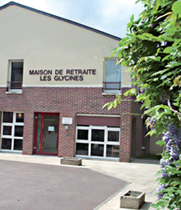 EHPAD LES GLYCINES, EHPAD Mansigné 72510
