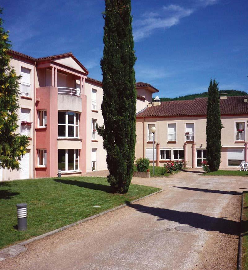 EHPAD Le Clos de Siloë, EHPAD Roquecourbe 81210