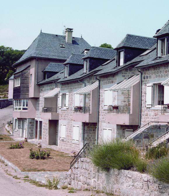EHPAD Léon Picy, EHPAD Recoules-d'Aubrac 48260