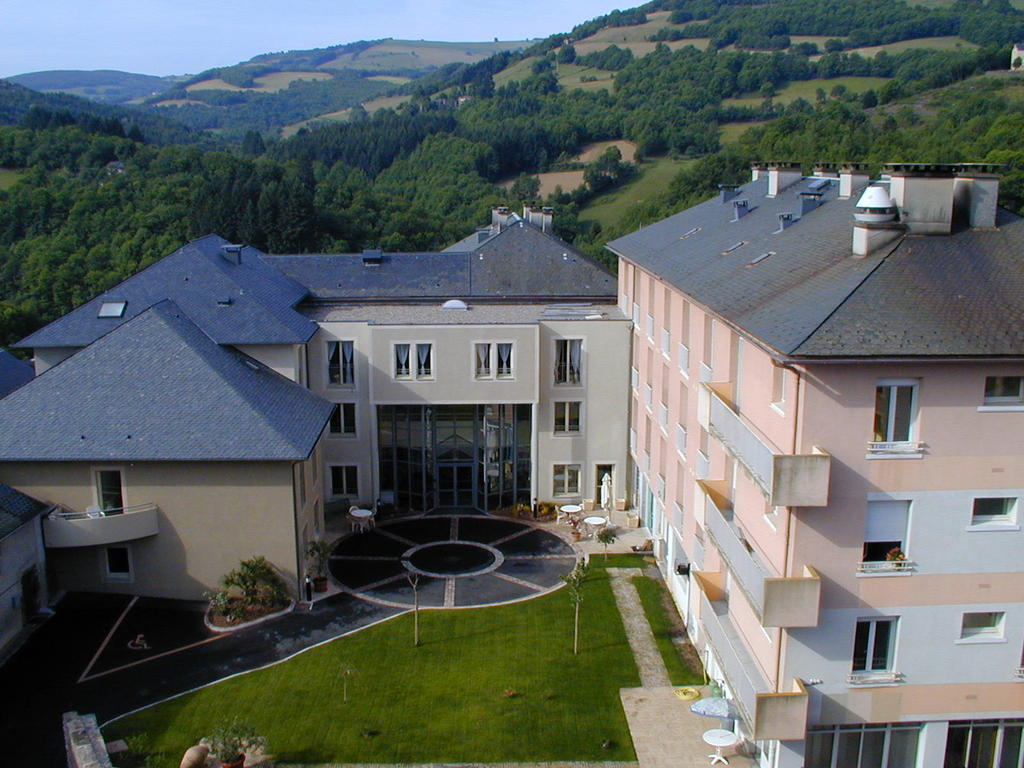 EHPAD CLOS SAINT FRANÇOIS, EHPAD Saint-Sernin-sur-Rance 12380