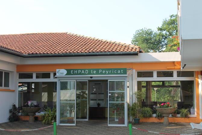 EHPAD Le Peyricat, EHPAD Sabres 40630
