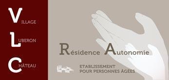RESIDENCE AUTONOMIE VILLAGE LUBERON CHÂTEAU (V.L.C.)  84400 Gargas