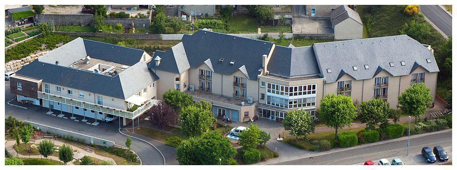 CCAS EHPAD GLORIANDE, EHPAD Sévérac-le-Château 12150