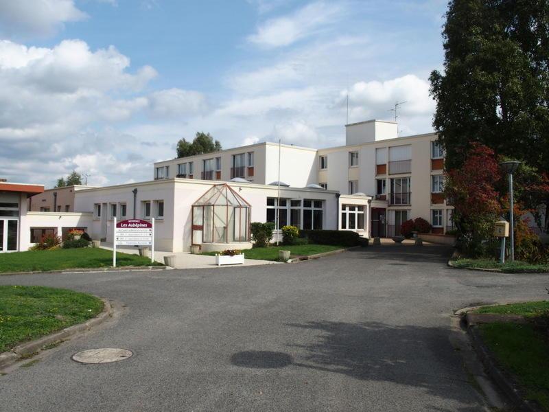 Résidence Autonomie Les Aubépines, Résidence autonomie Saint-Vincent-du-Lorouër 72150