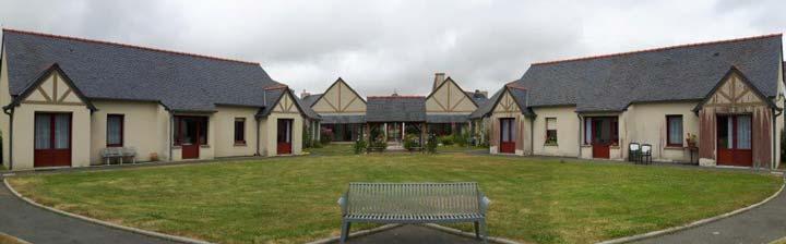 EHPAD La Résidence de la Baie, EHPAD Saint-Méloir-des-Ondes 35350