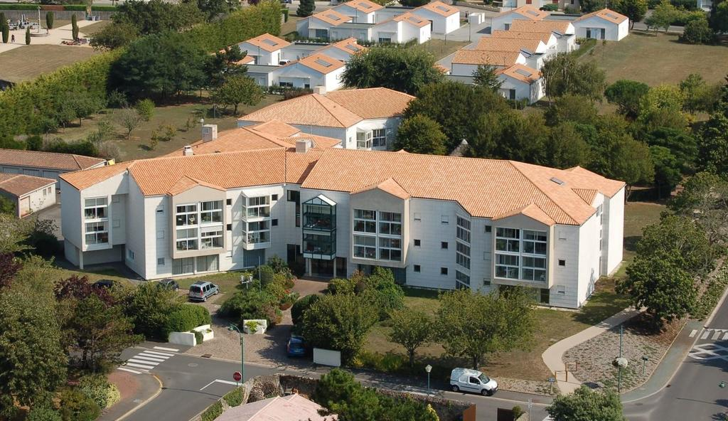 Les Girandieres Challans Residence Services A Challans