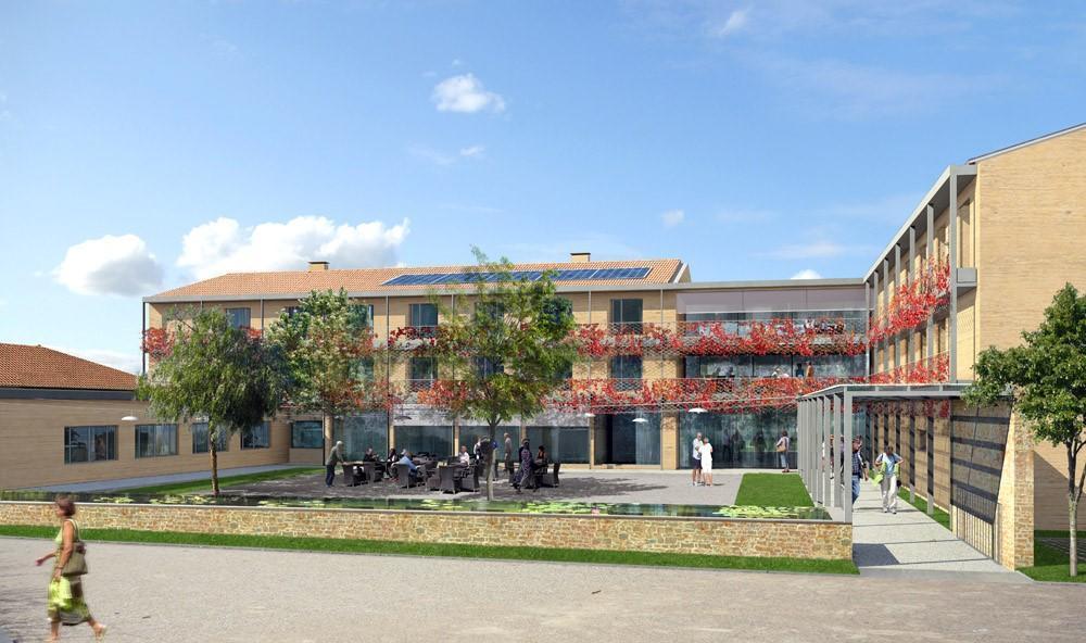 EHPAD LES COLLONGES, EHPAD Saint-Germain-Nuelles 69210