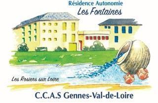 FOYER LOGEMENT LES FONTAINES, Résidence autonomie Rosiers-sur-Loire 49350