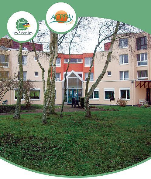 EHPAD Les Bouleaux, EHPAD Lourches 59156