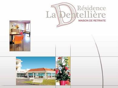 RESIDENCE LA DENTELLIERE, EHPAD Caudry 59540